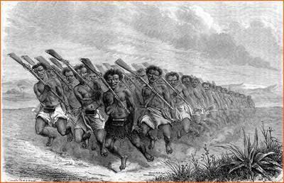 Danza Maorí