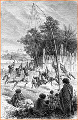 Juego maorí