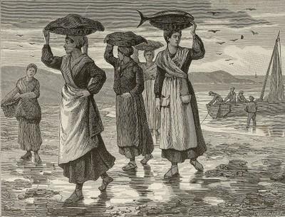 Vendedoras de pescado
