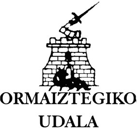 Ormaiztegiko logoa