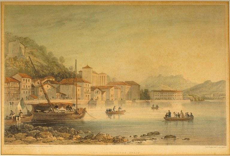 T.L. Hornbrook. Passages.