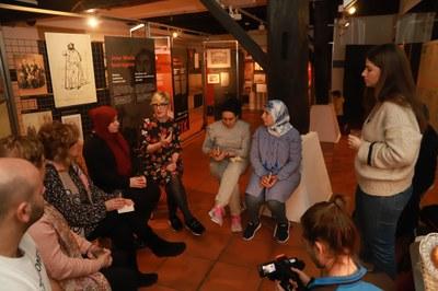 Migratzaileen Nazioarteko eguna Zumalakarregi Museoan 2019