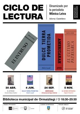 Ciclo de lectura en el Museo Zumalakarregi