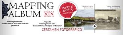 """Estrenamos un CERTAMEN FOTOGRÁFICO unido al proyecto """"mapping album""""."""
