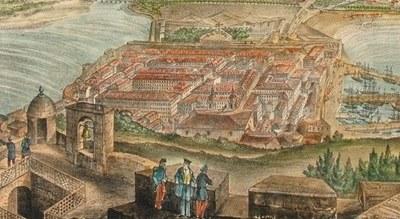 Fidel MÚGICA, primer litógrafo de San Sebastián.
