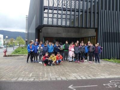Taller de Patrimonio y visita a Gordailua