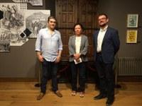 Hoy a las 19:00 se inaugurará la exposición sobre el Abrazo de Bergara en el Museo Laboratorium de Bergara