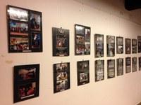 La exposición de Angel Elorza, fotógrafo local, se puede visitar hasta finales de diciembre