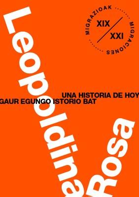 """La exposición """"Leopoldina Rosa"""" en Itsasmuseum de Bilbao"""