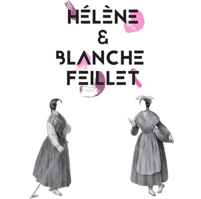 La exposición sobre las hermanas Feillet en la red