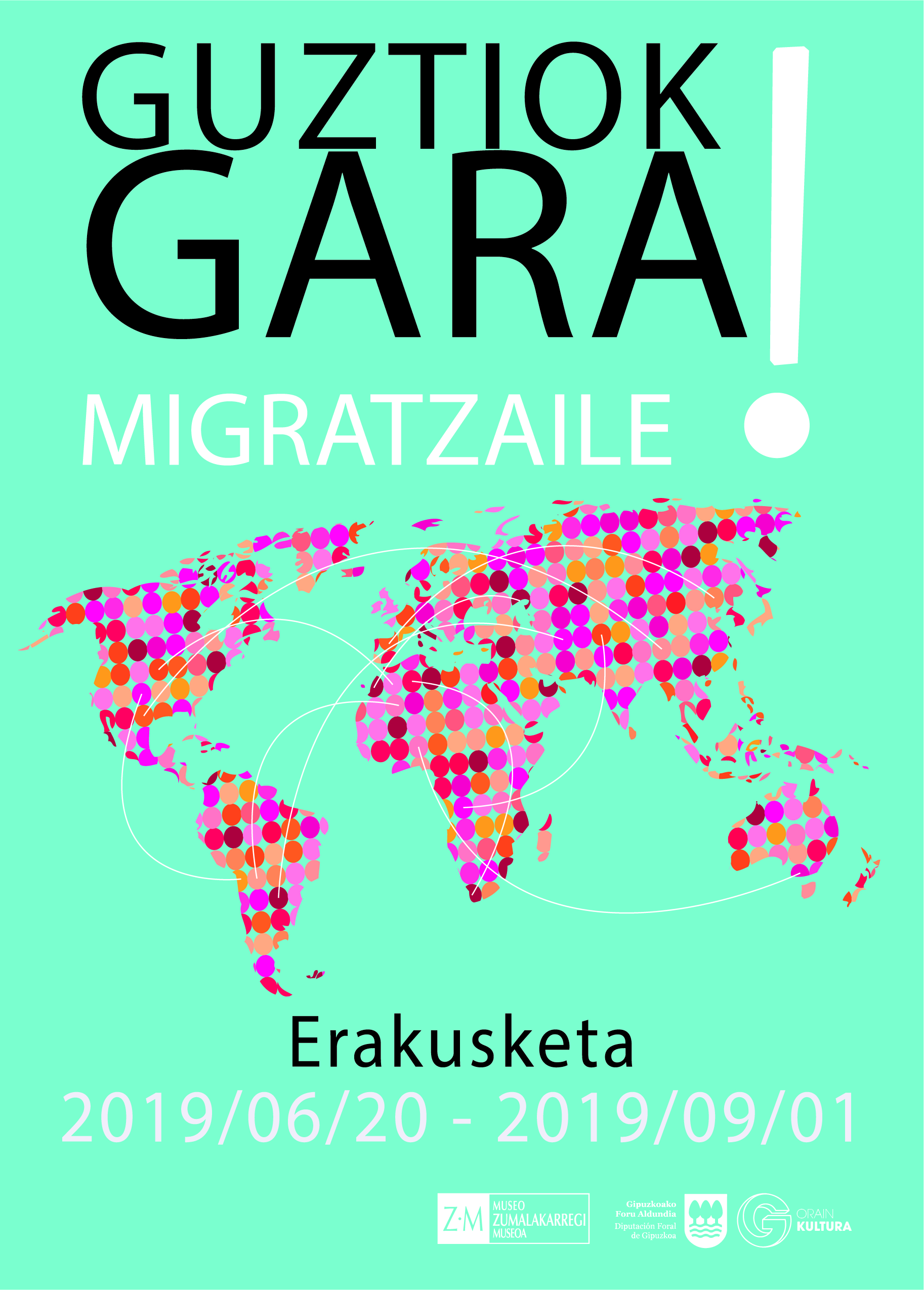"""Última etapa del proyecto """"Todos somos migrantes"""""""
