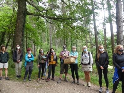 XI edición del Día de la Vía Verde Mutiloa-Ormaiztegi