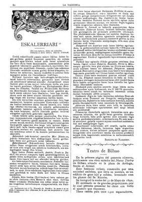 La Basconia 1901