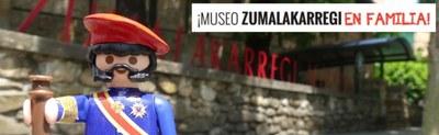 ¡Museo Zumalakarregi en familia!