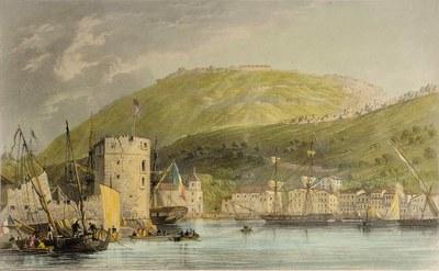 Hornbrook Lord John Hay