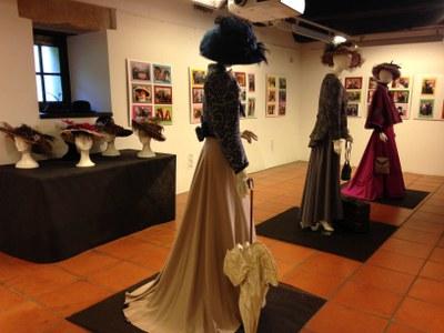 2014ko XIX. mendeko Elegante Bilkuraren erakusketa
