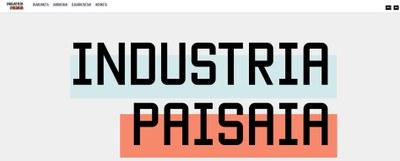 """""""Industria Paisaia"""" proiektua aurkezten dugu"""