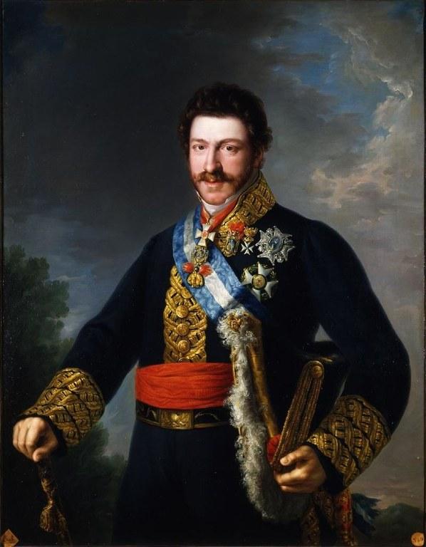Infante Francisco de Paula