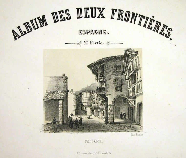 Album deus frontieres