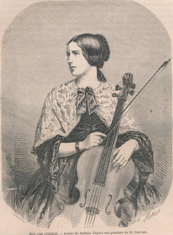 Lisa Barbier CRISTIANI