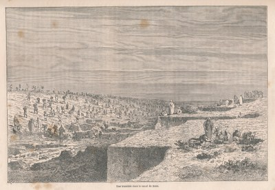 Suezko kanala. Zatia