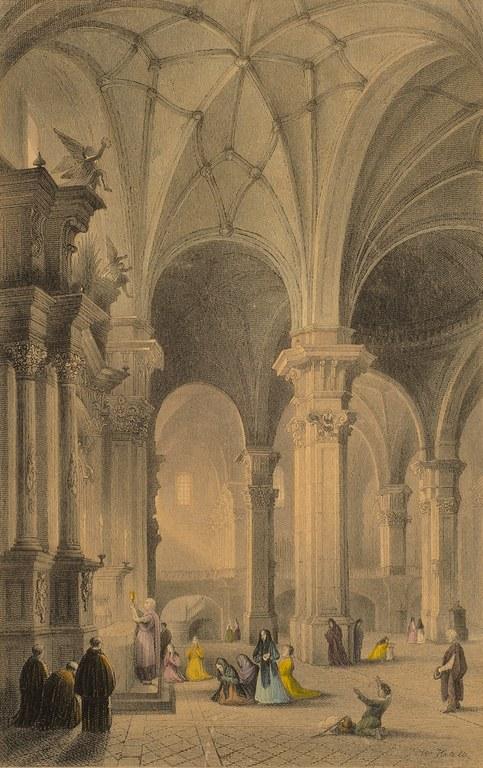 Donostiako Santa Maria eliza