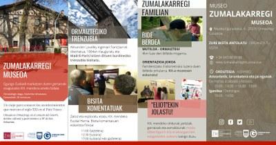 Zumalakarregi museoa. 2021ko Aste Santua
