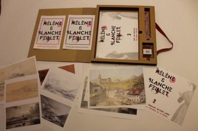 Ekainean zehar: Maleta Didaktikoa, Ilustratzaileen Piknika eta Feilleten beste obrak ezagutzeko aukera