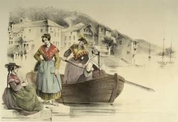 Feillet ahizpak, bi artista XIX. mendeko Euskal Herrian