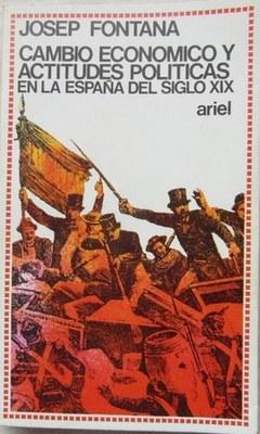 Josep Fontana historialari bikaina joan zaigu.