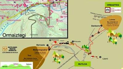 Larunbat honetan Mutiloa-Ormaiztegi Bide Berdearen VII. edizioa ospatuko dugu