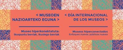 Museoen Nazioarteko Eguna 2018