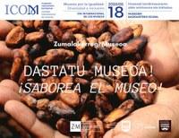 Museoen Nazioarteko Eguna 2020