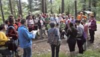 Mutiloa - Ormaiztegi Bide Berde Eguna: inguruko landareak ezagutzen