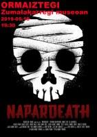 """""""Napardeath"""" filmaren proiekzioa"""