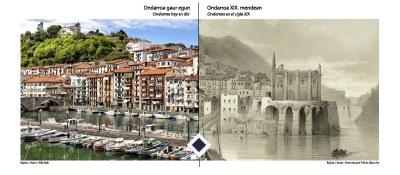 """Oraindik """"Euskal Herria: Paisaiak aldatzen"""" erakusketa ikusteko aukera daukazu"""