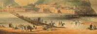 Thomas Lyde Hornbrook, Britainiar Legio Laguntzaileko irudigile bat.