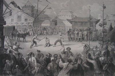 Exekuzioa Pekinen
