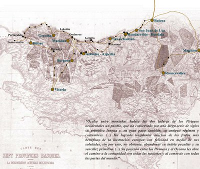 Humboldt mapa