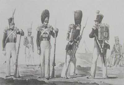 ZM Infanteria Errege Guardia
