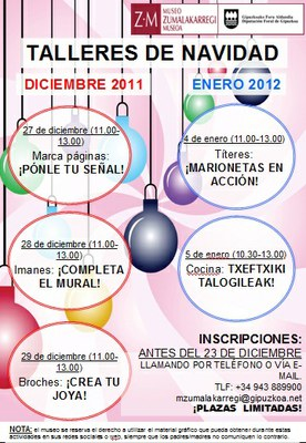 ZM_Talleres de Navidad 2011