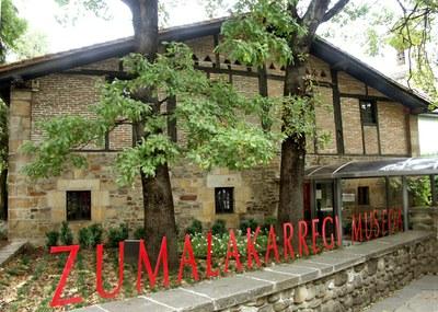 Zumalakarregi Museoa fatxada