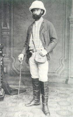 Manuel Iradier