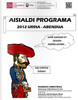 ZM aisialdiprograma2012