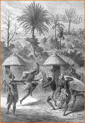 Zuluen dantza