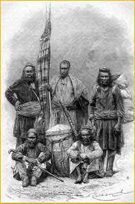 Nepalgo biztanleak