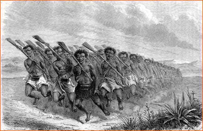 Maorien dantza