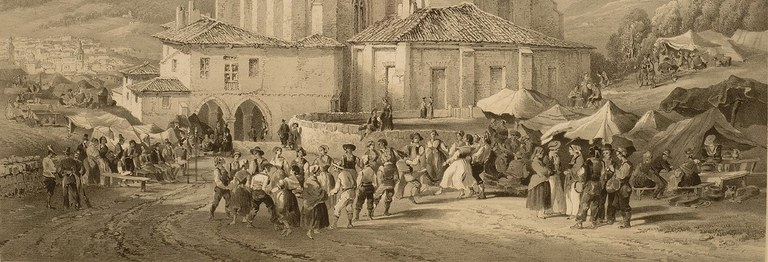 Villaamil. Aurrescu en Begoña