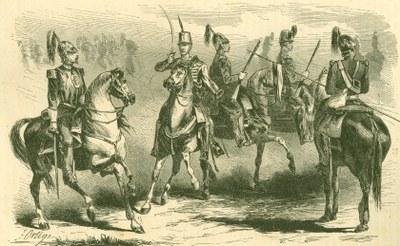 Afrikako gerra. Espainiar armada