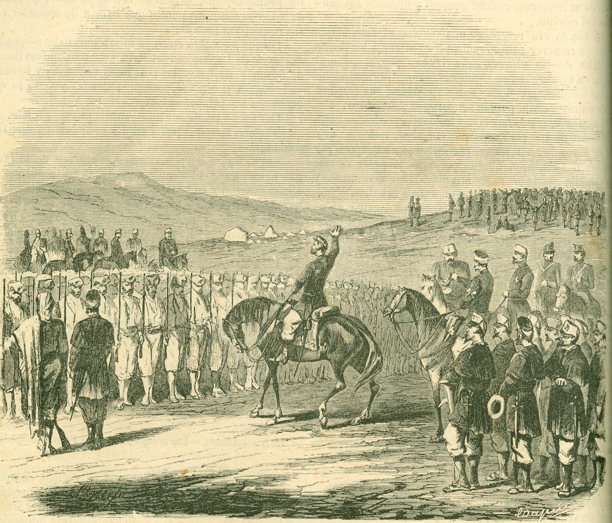La guerra de África (1859-1860) — Museo Zumalakarregi